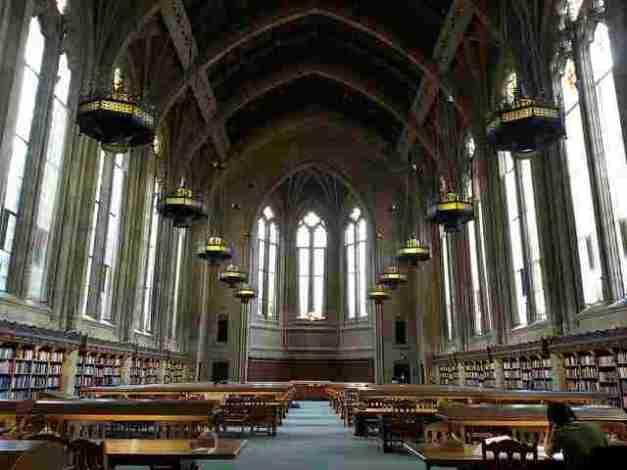 Suzzallo Reading Room